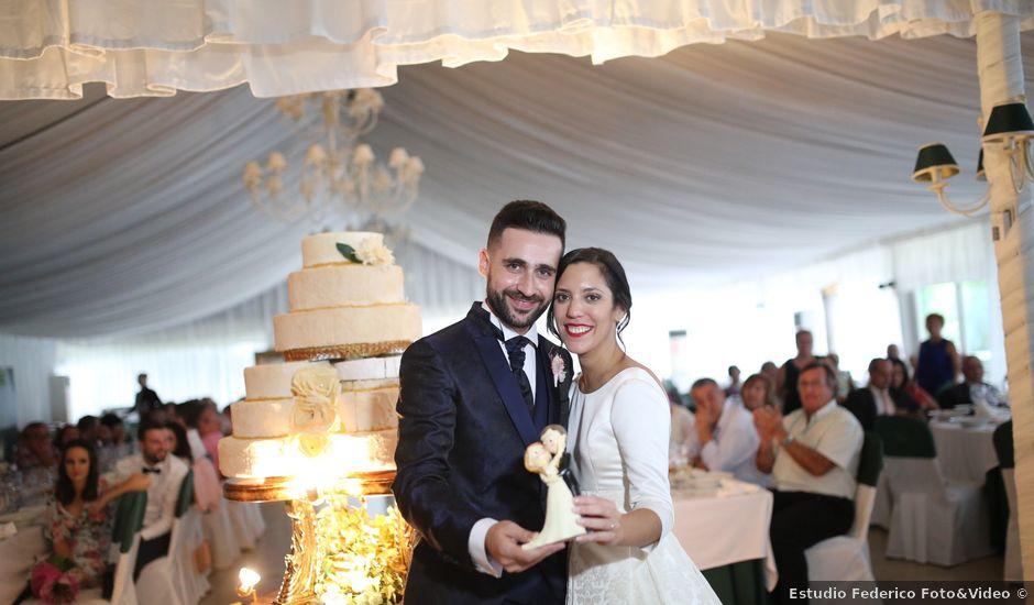 La boda de Angel y Carmen en Xàtiva, Valencia