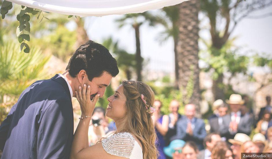 La boda de Fernando y Marta en Peñiscola, Castellón