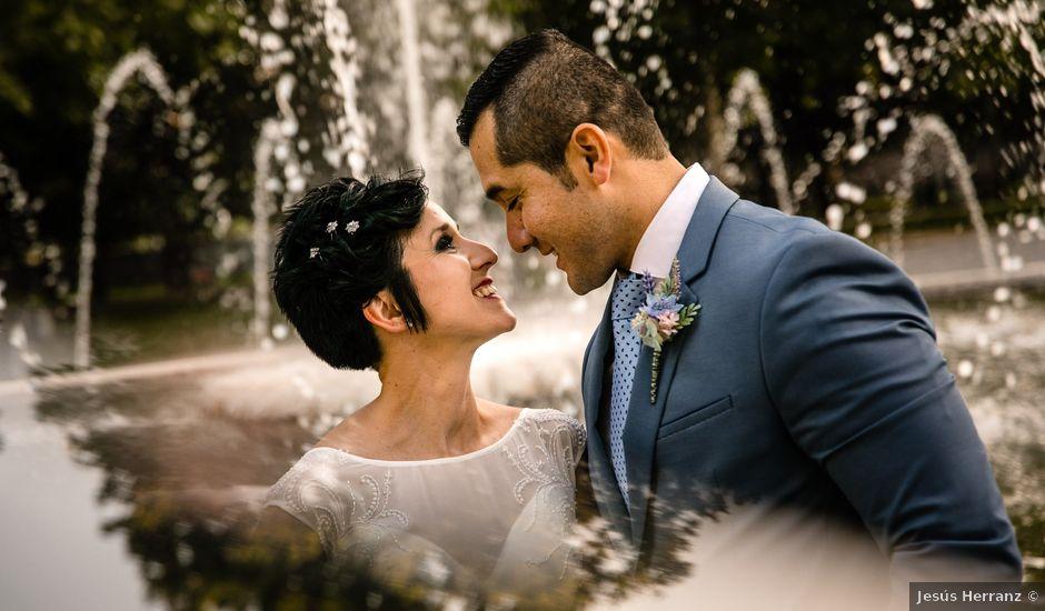 La boda de Francisco y Alexandra en Madrid, Madrid