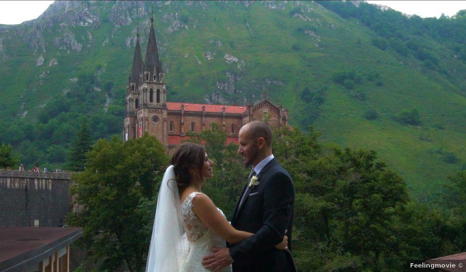 La boda de José y Lourdes en Cangas De Onis, Asturias