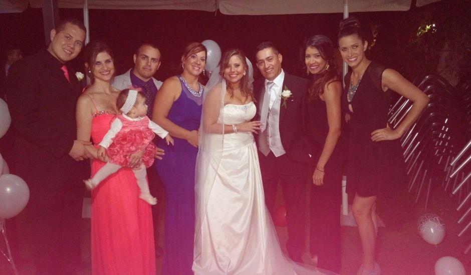 La boda de Francisco y Fatima en Alcoi/alcoy, Alicante