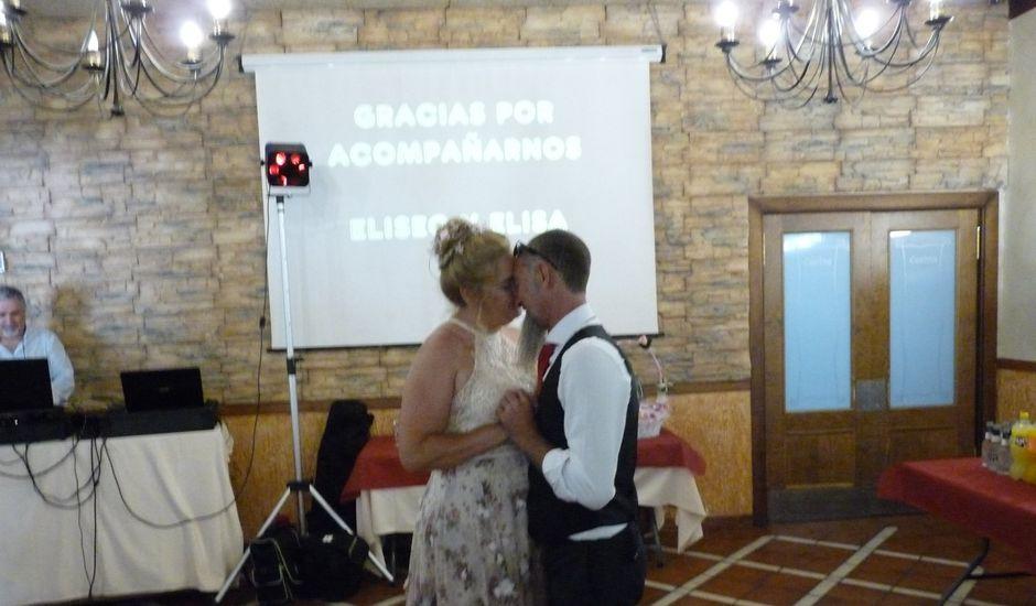 La boda de Eliseo y Elisa en Murcia, Murcia