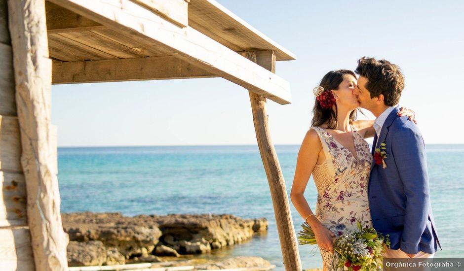 La boda de Yas y Gil en Sant Francesc De Formentera, Islas Baleares