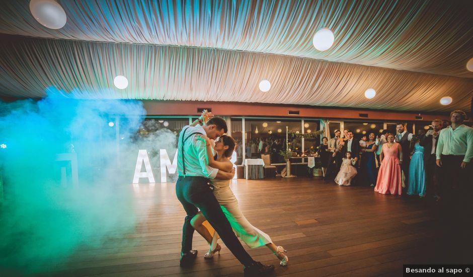 La boda de Kolby y Nilsa en Arcade, Pontevedra