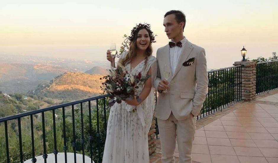 La boda de Joseph  y Mónica en Marbella, Málaga