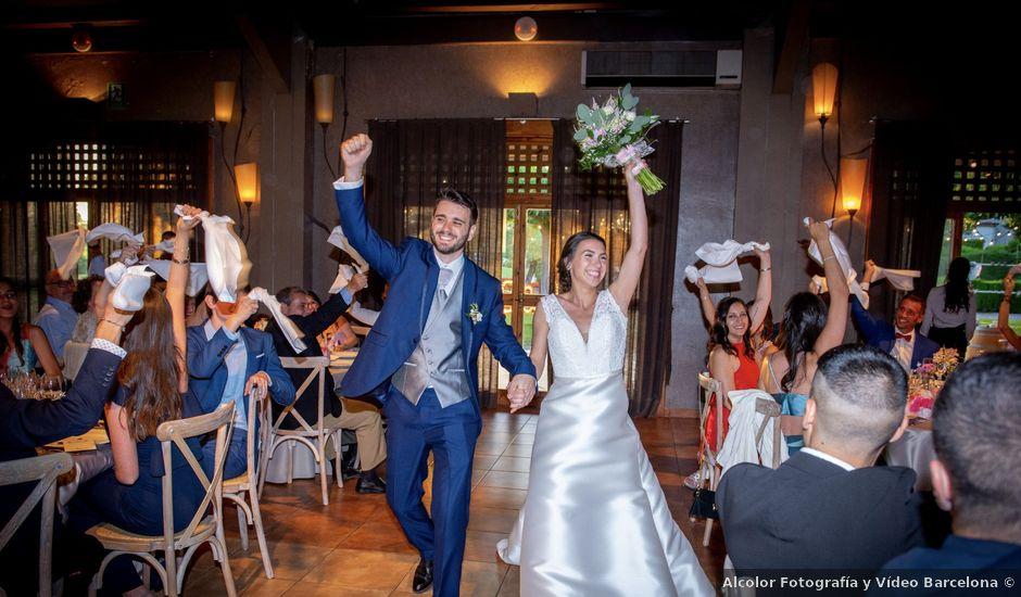 La boda de Dani y Cristina en Igualada, Barcelona