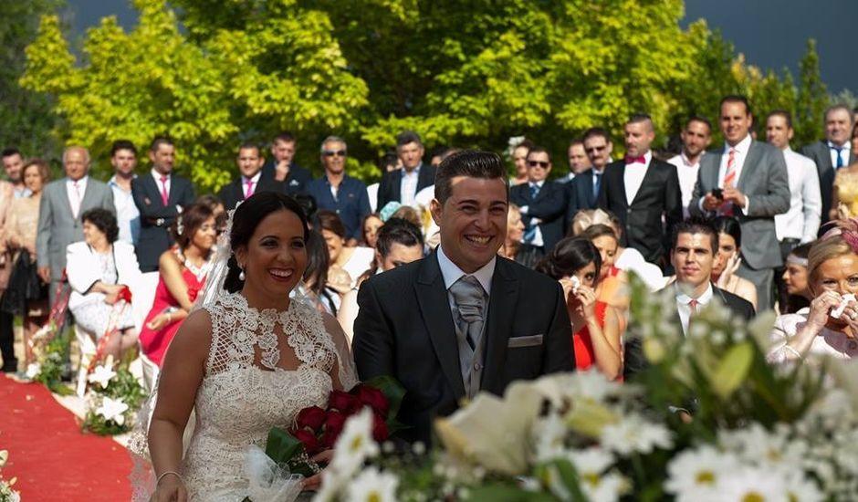 La boda de David y Mercedes en Alameda, Málaga