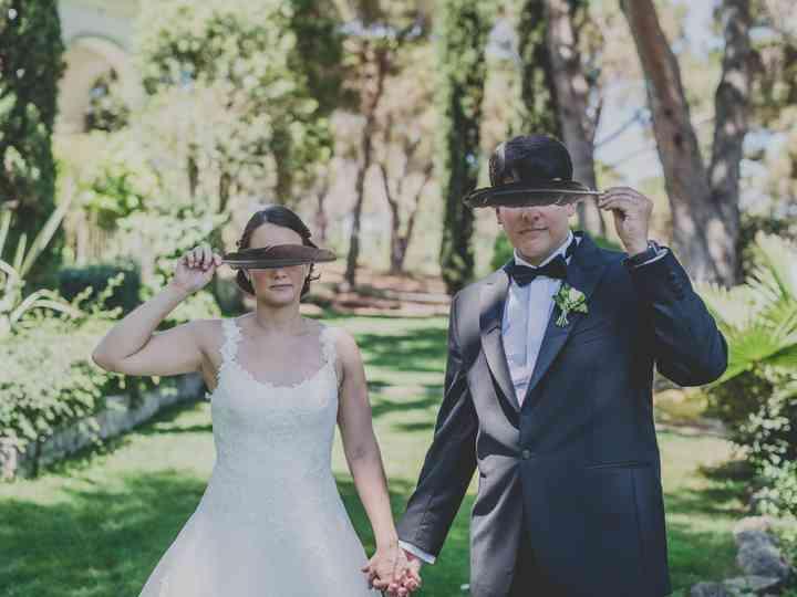 La boda de Yoya y Ale