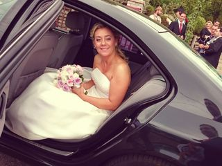 La boda de Natalia y Fede 1