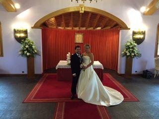 La boda de Natalia y Fede