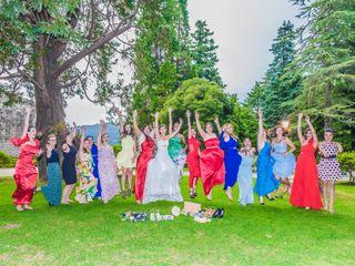 La boda de Desireé y Damián