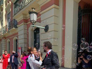 La boda de Daniel y Olga 1