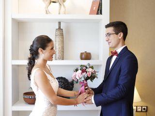 La boda de Alejandra y Andrés 2