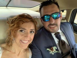 La boda de Israel  y María Teresa 1