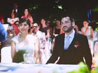 La boda de Patricia y Chema