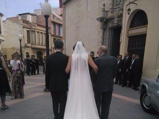 La boda de Virtu y Andrés 1