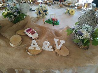 La boda de Virtu y Andrés 3