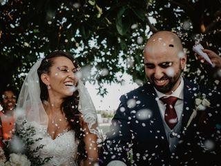 La boda de Shari y Afshin