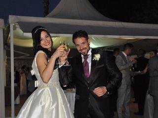 La boda de Maria Victoria y Ivan