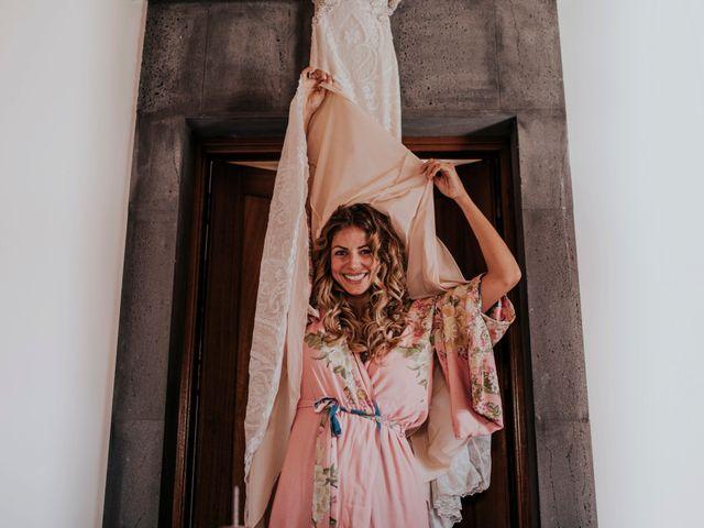 La boda de Jota y Carmen en San Bartolomé, Las Palmas 35