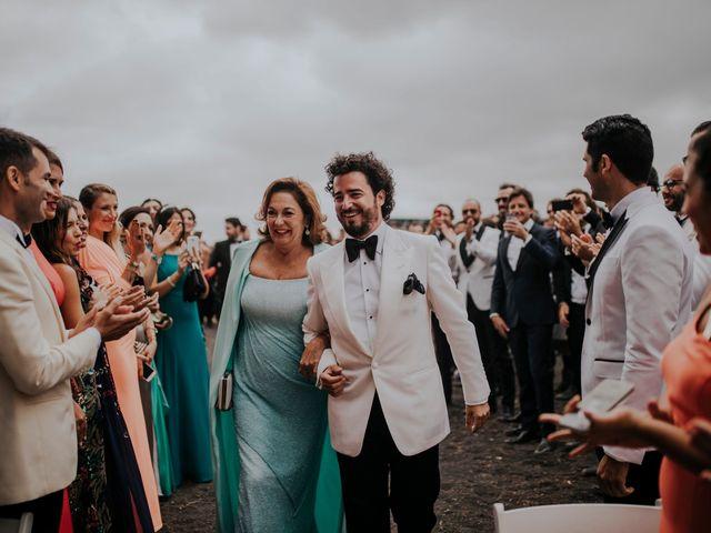 La boda de Jota y Carmen en San Bartolomé, Las Palmas 73