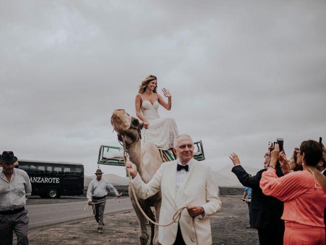 La boda de Jota y Carmen en San Bartolomé, Las Palmas 77