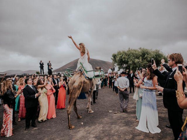 La boda de Jota y Carmen en San Bartolomé, Las Palmas 78
