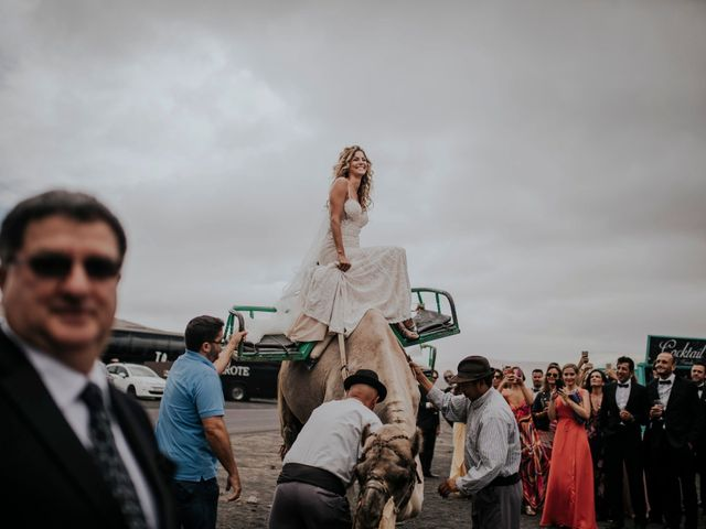 La boda de Jota y Carmen en San Bartolomé, Las Palmas 79