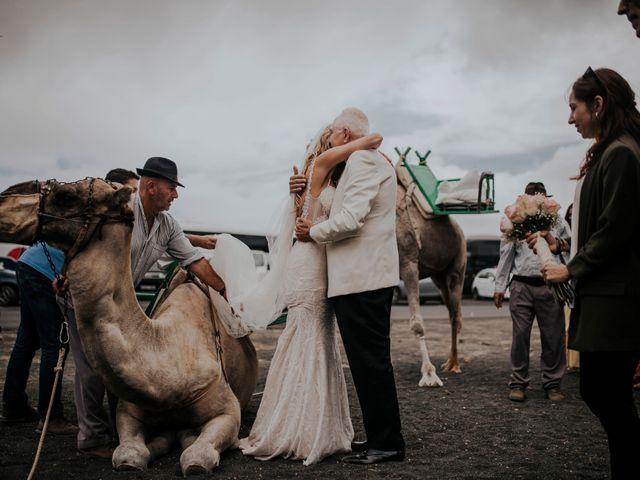 La boda de Jota y Carmen en San Bartolomé, Las Palmas 80
