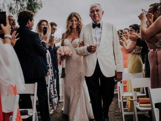 La boda de Jota y Carmen en San Bartolomé, Las Palmas 82