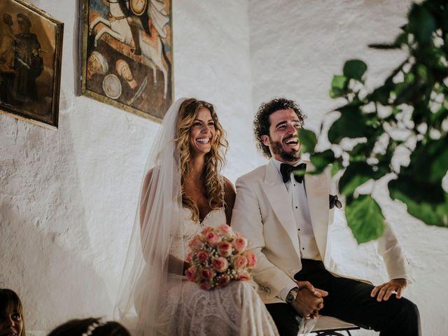 La boda de Carmen y Jota