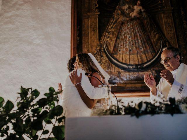 La boda de Jota y Carmen en San Bartolomé, Las Palmas 93