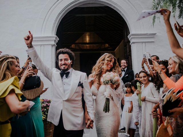 La boda de Jota y Carmen en San Bartolomé, Las Palmas 96