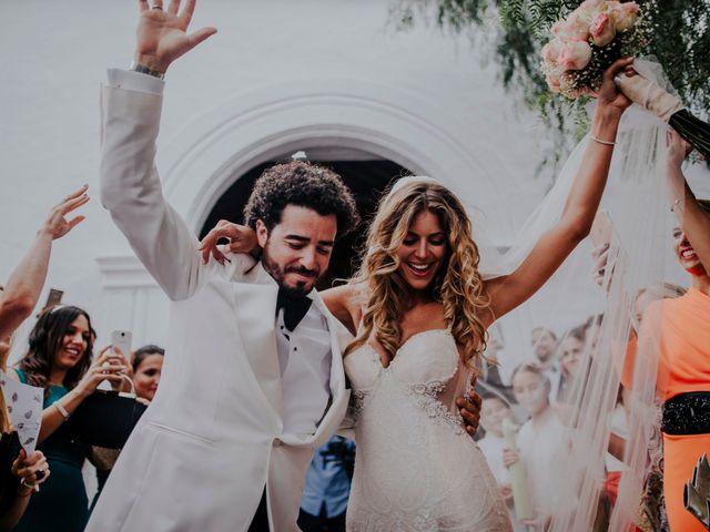 La boda de Jota y Carmen en San Bartolomé, Las Palmas 97