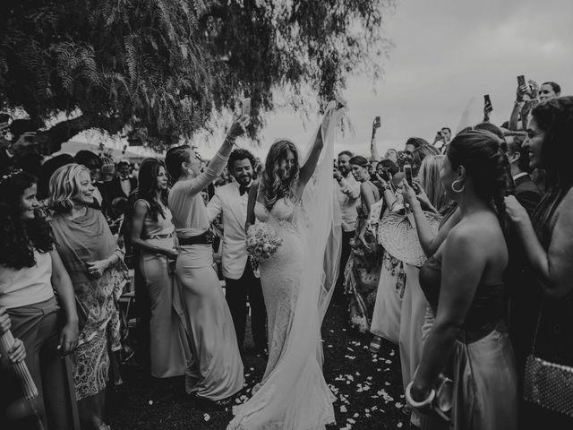 La boda de Jota y Carmen en San Bartolomé, Las Palmas 98