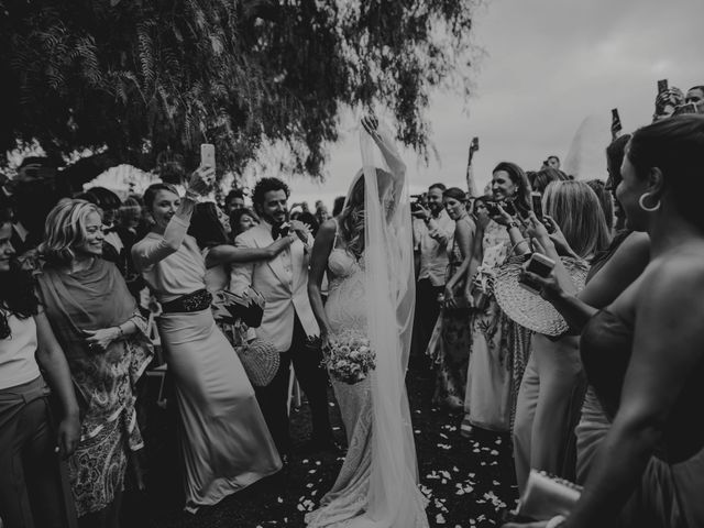 La boda de Jota y Carmen en San Bartolomé, Las Palmas 99