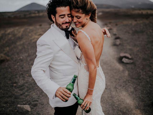 La boda de Jota y Carmen en San Bartolomé, Las Palmas 104