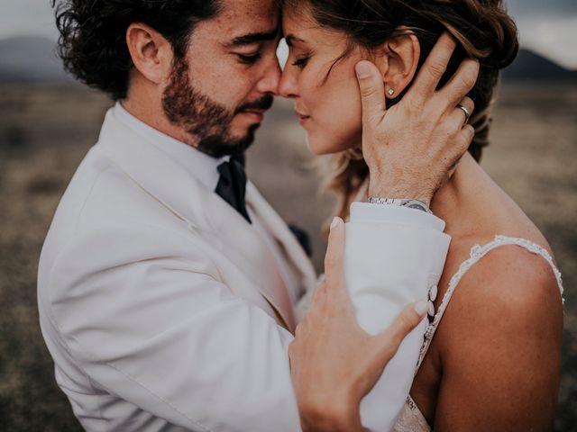 La boda de Jota y Carmen en San Bartolomé, Las Palmas 108