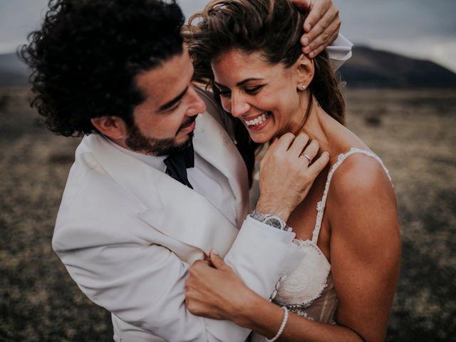 La boda de Jota y Carmen en San Bartolomé, Las Palmas 109