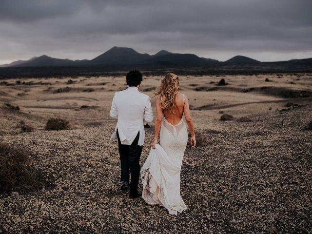 La boda de Jota y Carmen en San Bartolomé, Las Palmas 110
