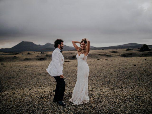 La boda de Jota y Carmen en San Bartolomé, Las Palmas 113
