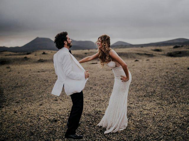 La boda de Jota y Carmen en San Bartolomé, Las Palmas 115