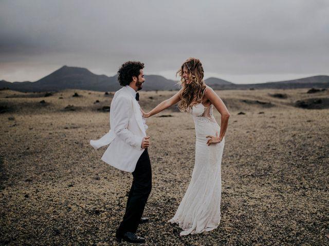 La boda de Jota y Carmen en San Bartolomé, Las Palmas 116