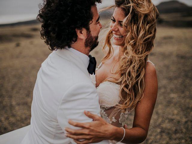 La boda de Jota y Carmen en San Bartolomé, Las Palmas 118
