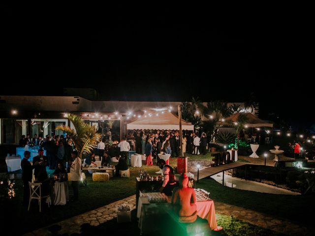 La boda de Jota y Carmen en San Bartolomé, Las Palmas 131