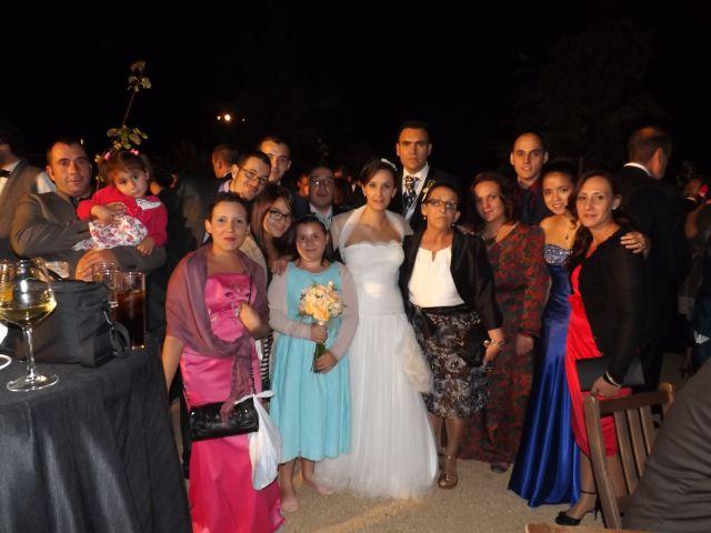 La boda de Maria y Jesus en Parla, Madrid 2