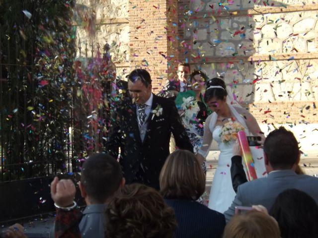 La boda de Maria y Jesus en Parla, Madrid 4