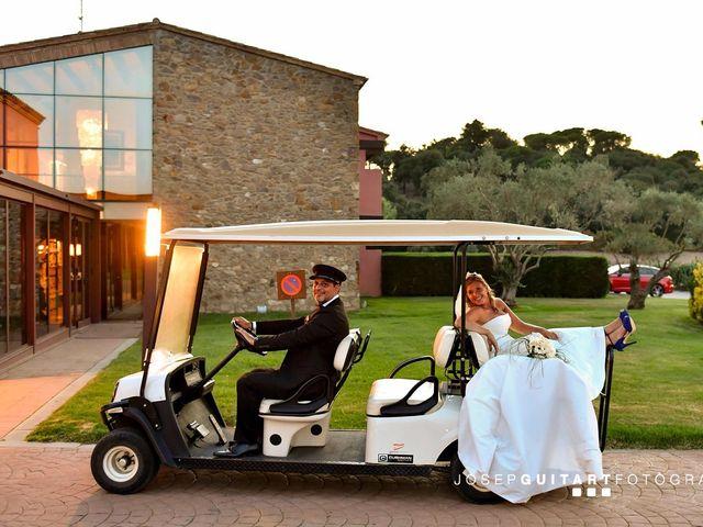 La boda de Mode y Yolanda en Solius, Girona 1