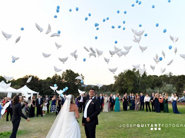 La boda de Mode y Yolanda en Solius, Girona 4