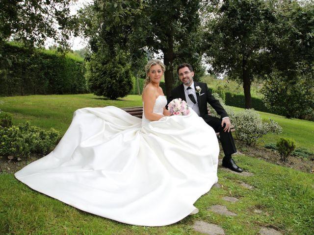 La boda de Fede y Natalia en Peon, Asturias 17